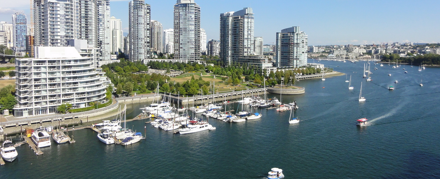 受欢迎的城市-温哥华